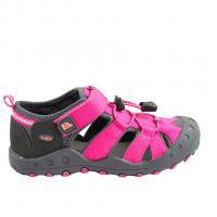Sandále Buggy , Velikost boty - 34 , Barva - Ružová