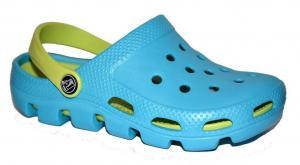 Sandále fajlonc BUGGY , Velikost boty - 36 , Barva - Modrá