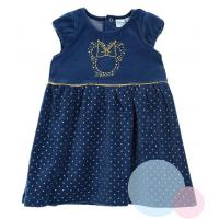 Šatôčky MINNIE baby , Barva - Tmavo modrá , Velikost - 80