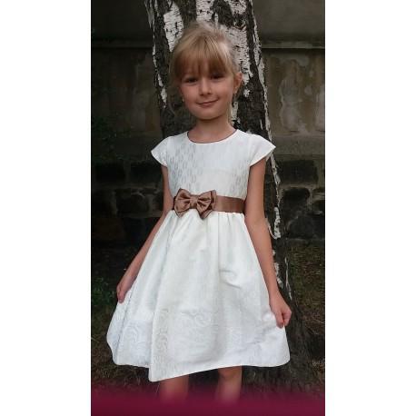 61ba66eea405 detské šaty celest