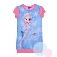 Šaty Frozen ELSA , Barva - Ružová , Velikost - 116