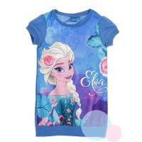 ŠATY FROZEN Elsa , Velikost - 110 , Barva - Fialová