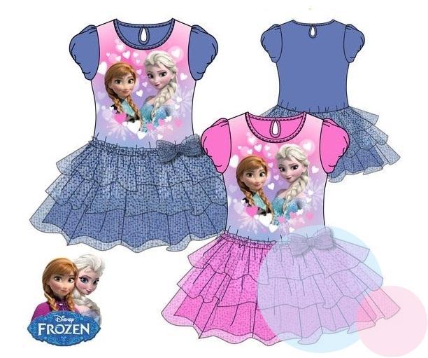 8f3dc4b72e52 detské šaty Frozen
