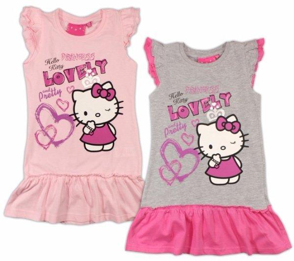 28deb2542f70 dievčenské šaty hello kitty