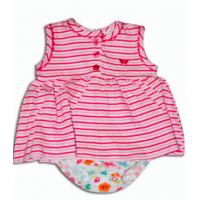 Šaty dojčenské , Velikost - 62 , Barva - Ružová