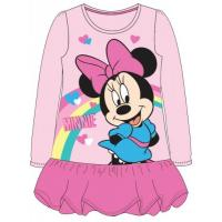Šaty Minnie Mouse , Barva - Modro-šedá , Velikost - 104
