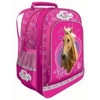 Školský batoh kone , Barva - Ružová
