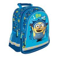 Školský batoh Mimoni , Barva - Modrá