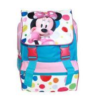 Školský batoh Minnie - bodky , Barva - Barevná