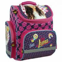 Školní batoh SOY LUNA , Barva - Tmavo ružová