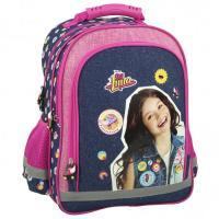 Školský batoh SOY LUNA , Barva - Tmavo fialová