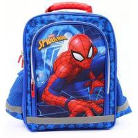 Školský batoh SPIDERMAN , Barva - Modro-červená