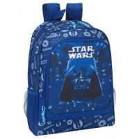 Školský batoh Star Wars Neon , Barva - Modrá