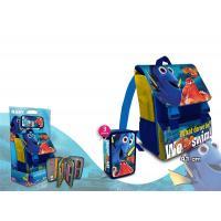 Školský set batoh a peračník Hľadá sa Dory , Barva - Modrá