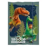 Zložka na zošity Dobrý Dinosaurus , Barva - Khaki