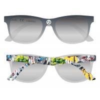 Sluneční brýle Avengers , Barva - Šedá