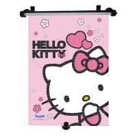Sluneční roleta do auta Hello Kitty , Barva - Ružová