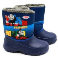 SNEHULE MAŠINKA TOMÁŠ , Velikost boty - 24-25 , Barva - Tmavo modrá