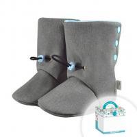 SoftShellové capáčky Koala , Barva - Modrá , Velikost boty - 0-6 měsíců