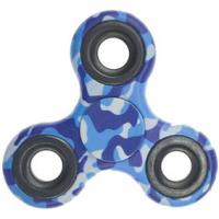 SPINNER - antistresová hračka Maskáč  , Barva - Modrá