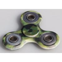 SPINNER - antistresová hračka Maskáč , Barva - Zelená