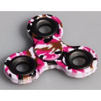SPINNER - antistresová hračka Maskáč , Barva - Ružová