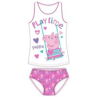 Spodná bielizeň Peppa Pig , Barva - Ružovo-biela , Velikost - 122/128
