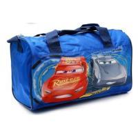 Športová taška Cars , Barva - Světlo modrá