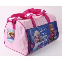 Sportovní taška Frozen , Barva - Svetlo ružová