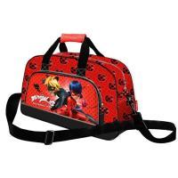 Sportovní taška Kouzelná Beruška , Barva - Červená
