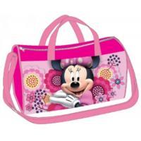 Športová taška Minnie , Barva - Svetlo ružová