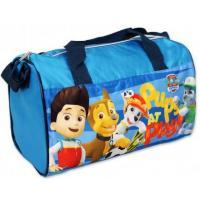 Športová taška Paw Patrol , Barva - Světlo modrá