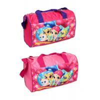 Sportovní taška Shimmer and Shine , Barva - Tmavo ružová