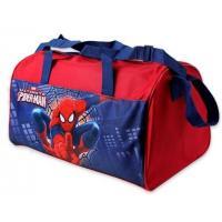 Sportovní taška Spiderman , Barva - Červená