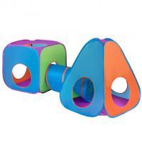 Stan PlayTo 3v1 , Barva - Modro-oranžová