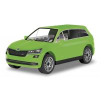 Stavebnice Škoda Kodiaq VRS , Barva - Zelená