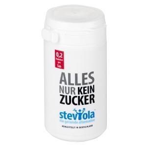 Steviola tablety , Velikost balení - 1000 tablet