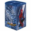Stojánek na tužky Spiderman , Barva - Modrá