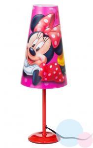 Stolná lampa Minnie , Barva - Malinová