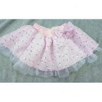 Sukně Tonička , Barva - Svetlo ružová , Velikost - 116