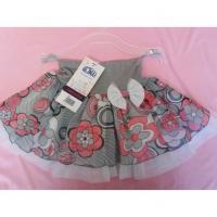 Sukne Viky Picas , Velikost - 110 , Barva - Modro-růžová