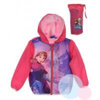 Bunda Frozen Disney , Barva - Malinová , Velikost - 116