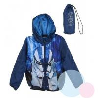 Šušťáková bunda Star Wars , Velikost - 104 , Barva - Tmavo modrá