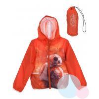Šušťáková bunda Star Wars , Barva - Oranžová , Velikost - 104