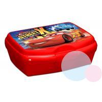 Desiatový BOX CARS , Barva - Červená