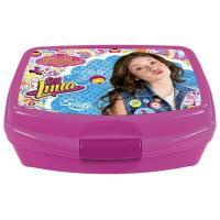 Box na svačinu Soy Luna , Barva - Tmavo fialová