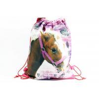 Taška na telocvik a prezúvky Nice and Pretty Kôň , Barva - Ružová
