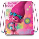 Taška na telocvik Trollovia Poppy , Barva - Ružová