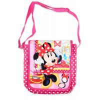 Taška přes rameno Minnie Mouse , Barva - Ružová