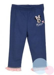 Tepláčky Minnie , Velikost - 68 , Barva - Tmavo modrá